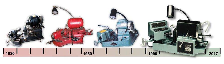 Kwik-Way-engine-valve-refacer-story
