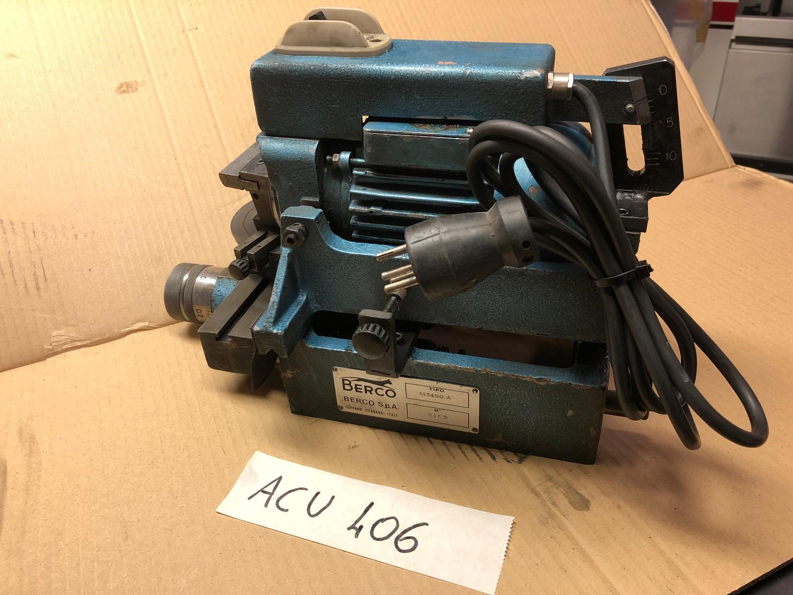 [ACU406] AFFILATORE TIPO A13490 A N247S